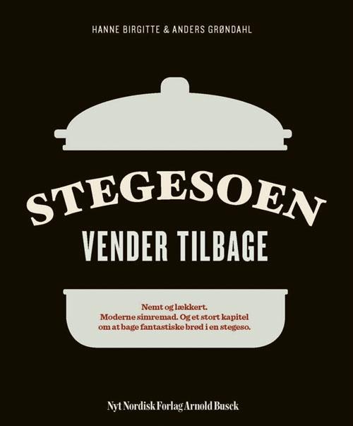 Image of Stegesoen vender tilbage (Bog)