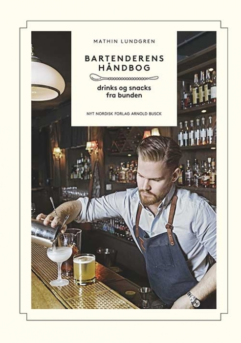 Bartenderens håndbog (Bog)