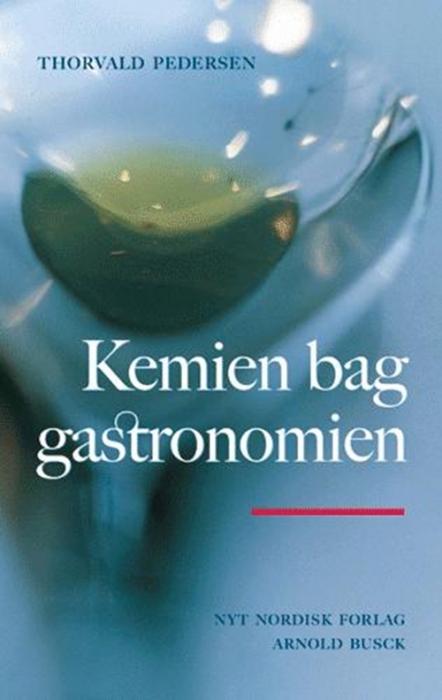 Kemien bag gastronomien (Bog)