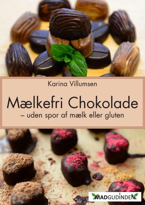 Mælkefri Chokolade (Bog)