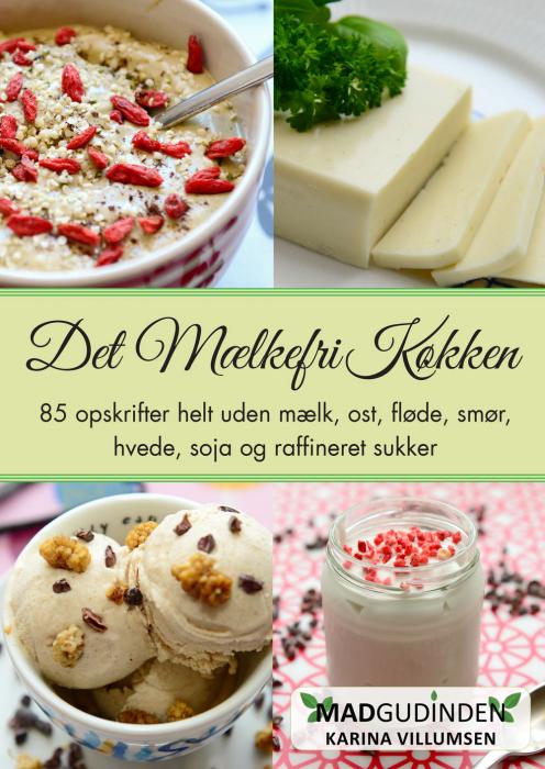 Det Mælkefri Køkken (Bog)