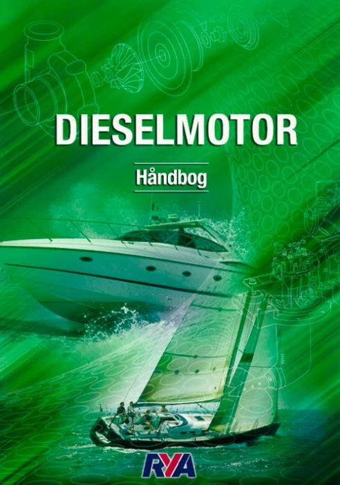 Image of   Dieselmotor håndbog (Bog)