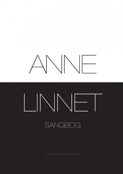 Image of   Anne Linnet Sangbog (Bog)