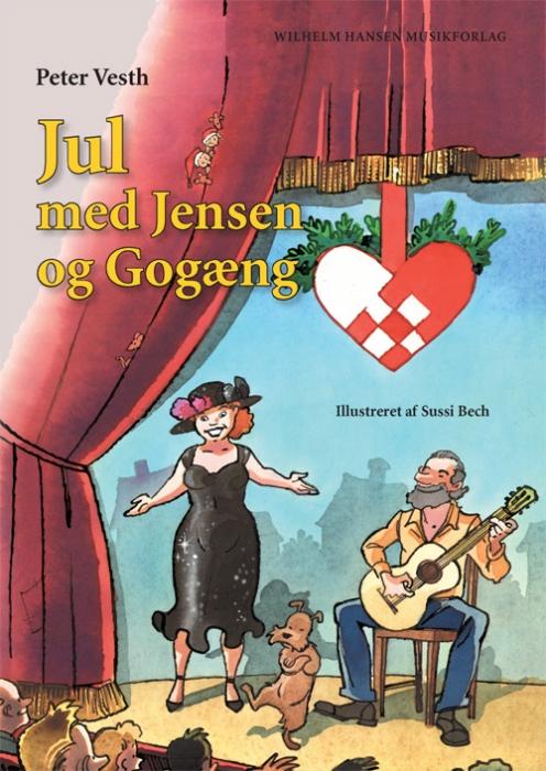 Jul med Jensen og Gogæng (Bog)
