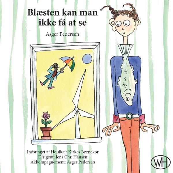 Image of Blæsten kan man ikke få at se (CD) (Lydbog)