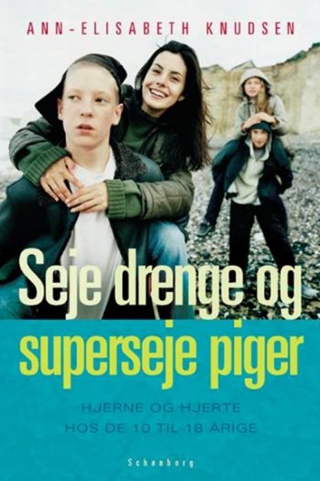 Image of Seje drenge og superseje piger (Bog)