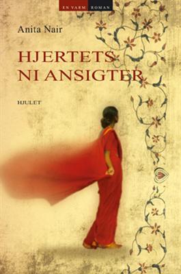 Image of Hjertets ni ansigter (Bog)