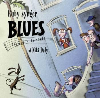 Image of   Ruby synger blues (Bog)