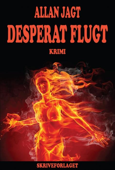 Image of Desperat flugt (Bog)