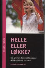 Helle eller Løkke? (Rød udgave - Helle på forsiden) (Bog)
