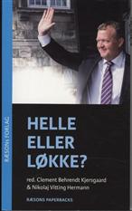 Helle eller Løkke? (Blå udgave - Løkke på forsiden) (Bog)