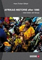 Image of   Afrikas historie efter 1890 (Bog)