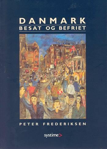 Danmark besat og befriet (Bog)