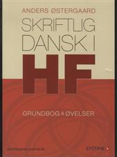 Image of Skriftlig dansk i hf (Bog)