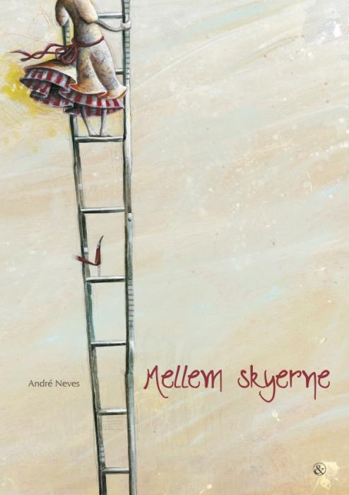 Image of Mellem skyerne (Bog)