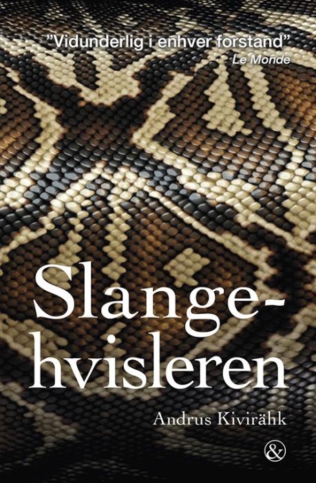 Image of Slangehvisleren (Bog)