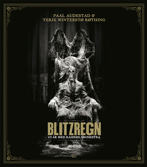 Image of   Blitzregn (Bog)