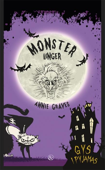 Image of Monsterunger (Bog)