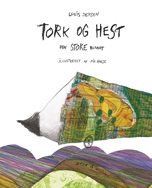 Tork og Hest - Den store blyant (Bog)