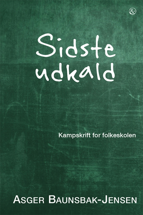 Image of Sidste udkald (Bog)