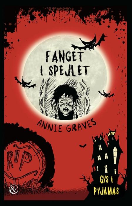 Image of Fanget i spejlet (Bog)