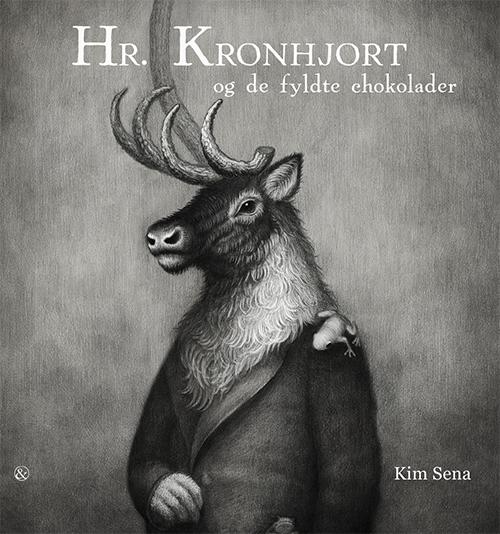 Image of   Hr. Kronhjort og de fyldte chokolader (Bog)