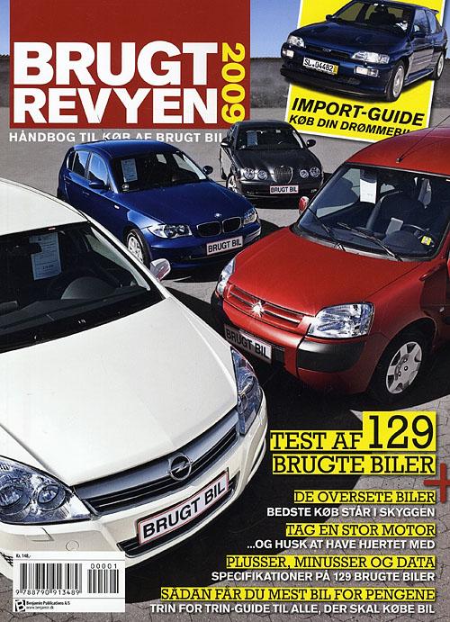Brugt-revyen 2009 (Bog)