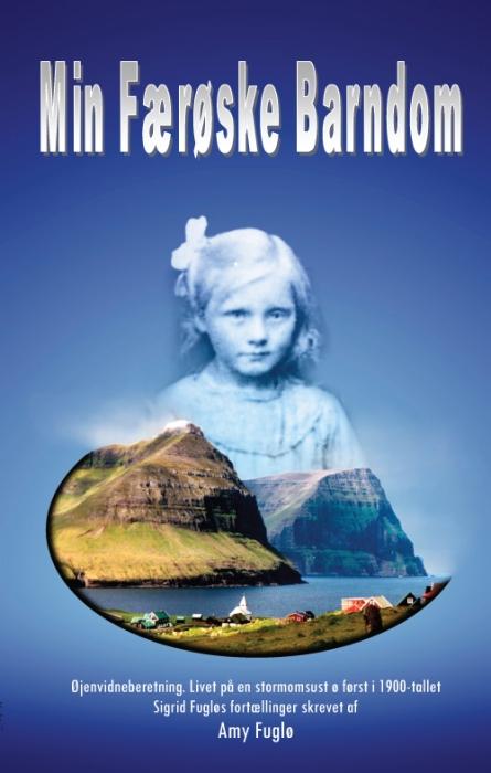 Image of Min færøske barndom (Bog)