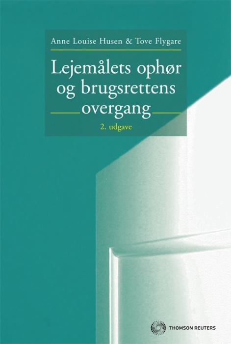Image of Lejemålets ophør og brugsrettens overgang (Bog)