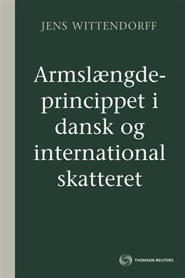 Image of   Armslængdeprincippet i dansk og international skatteret (Bog)