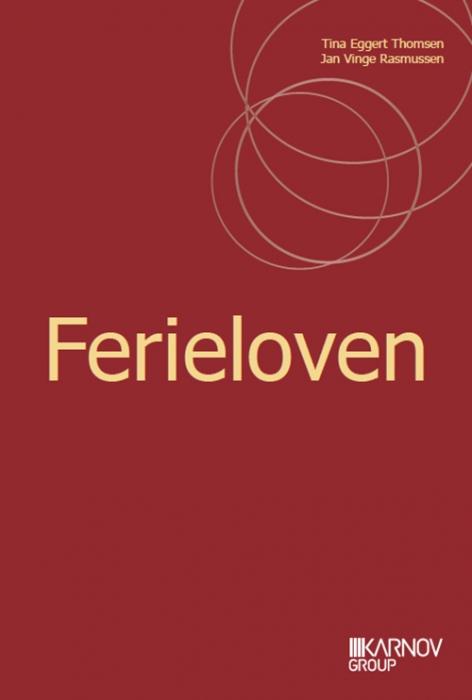 Image of   Ferieloven (Bog)