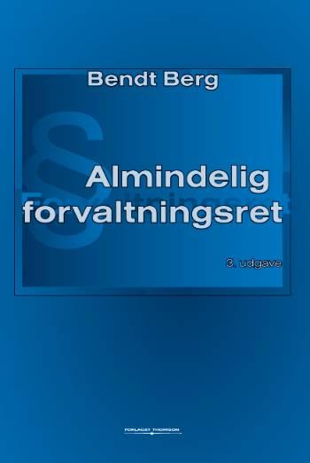Image of   Almindelig forvaltningsret (Bog)