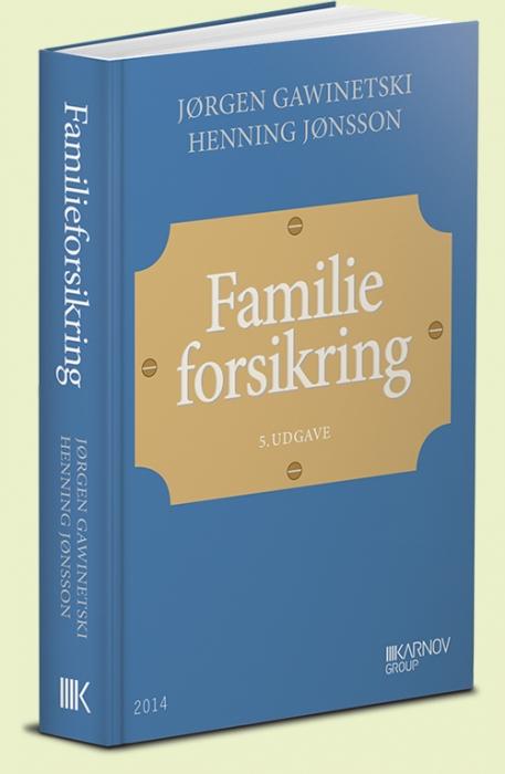 Image of   Familieforsikring (Bog)