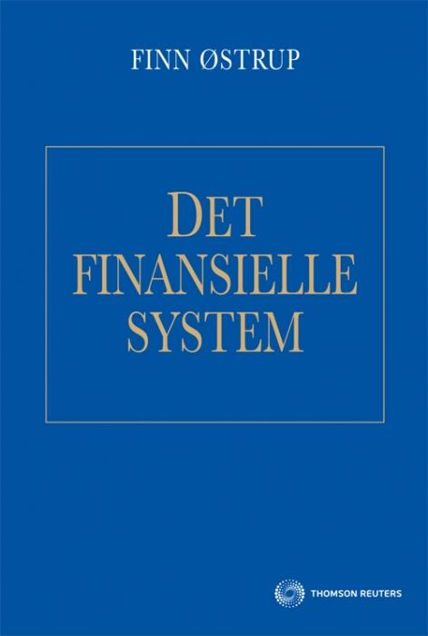 Image of   Det finansielle system (Bog)