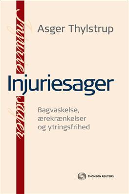 Image of Injuriesager (Bog)