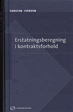 Image of   Erstatningsberegning i kontraktsforhold (Bog)