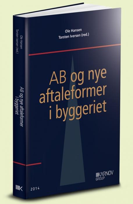 Image of   AB og nye aftaleformer i byggeriet (Bog)