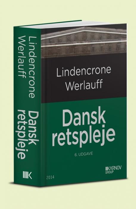 Image of   Dansk retspleje (Bog)