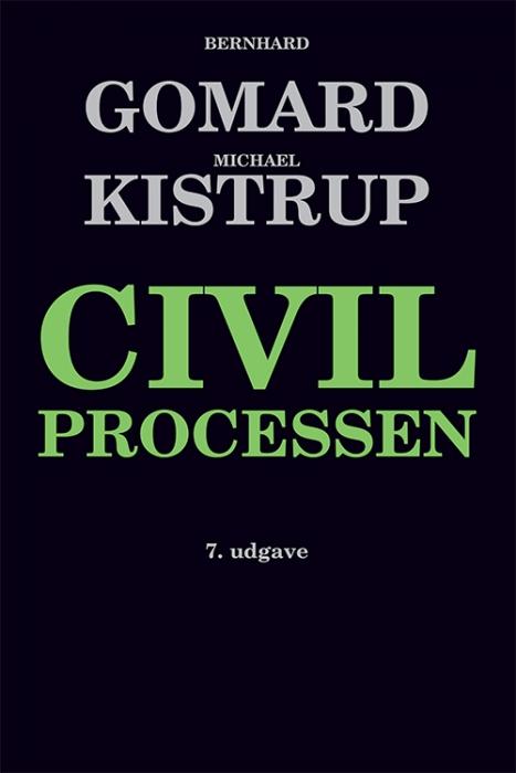 Image of   Civilprocessen (Bog)