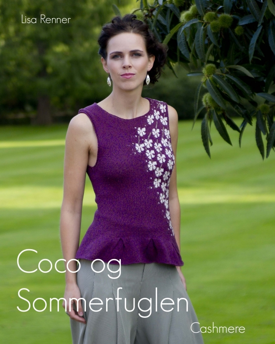 Image of   Coco og Sommerfuglen (Bog)
