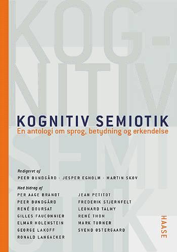 Kognitiv semiotik (Bog)