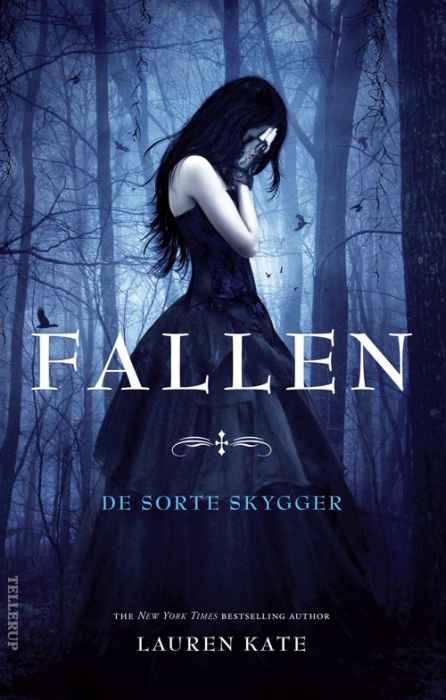 Fallen #1: De sorte skygger (Bog)