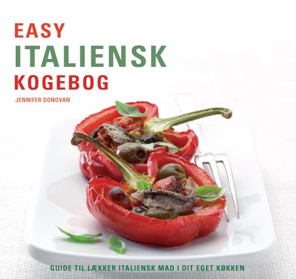 Easy italiensk kogebog - paperback (Bog)