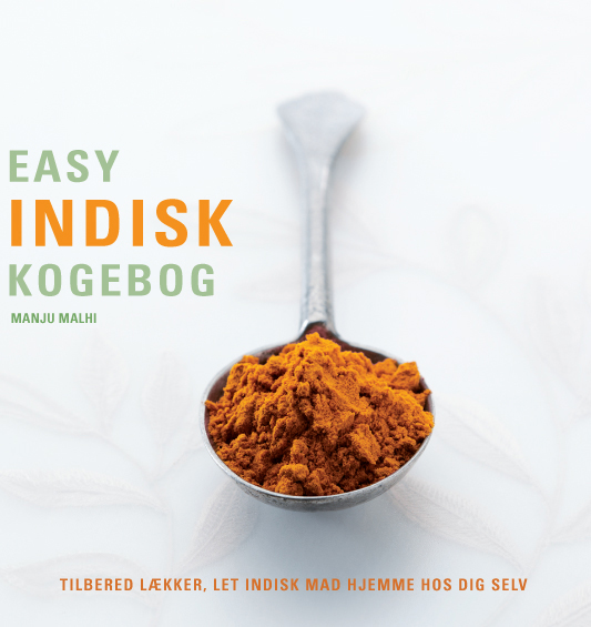EASY indisk kogebog - paperback (Bog)