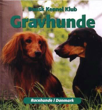 Image of   Gravhunde (Bog)