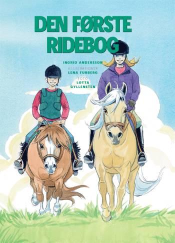Image of   Den første ridebog (Bog)