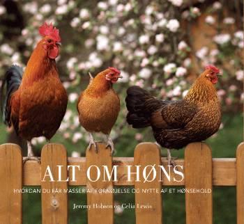 Image of   Alt om høns (Bog)