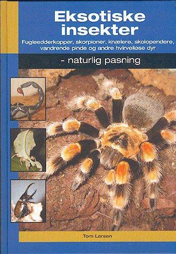 Image of   Eksotiske insekter (Bog)