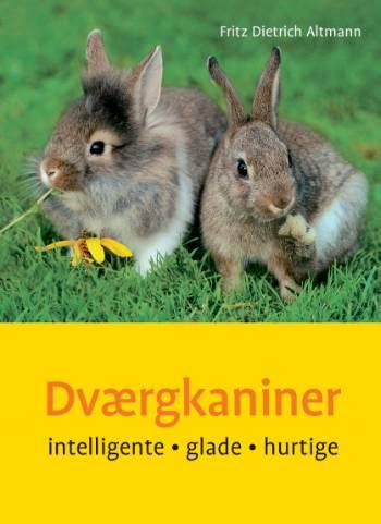 Image of   Dværgkaniner (Bog)