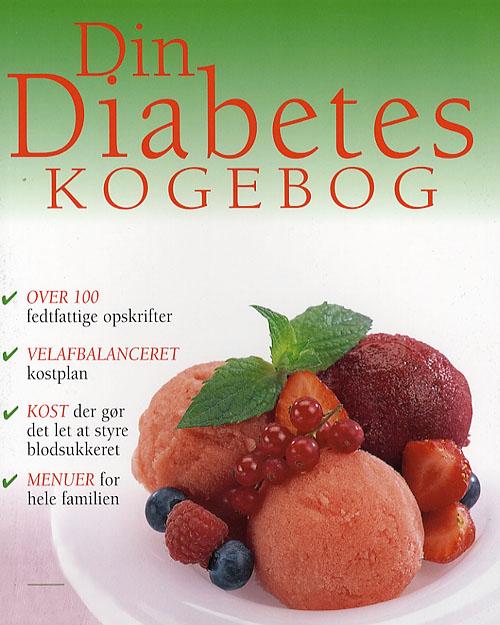 Din diabeteskogebog (Bog)